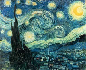 The Starry Night - General knowledge test